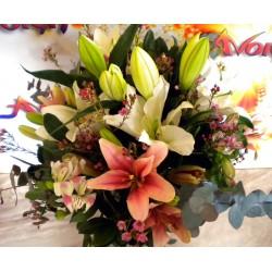 Seasonal Flower Bouquet 13