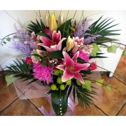 Seasonal Flower Bouquet 14