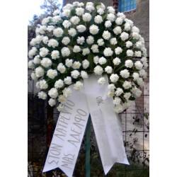 στεφάνι για κηδεία 1