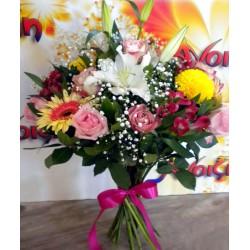 Flower Bouquet Festive 09