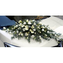 Wedding in Drama. Bridal Car 3