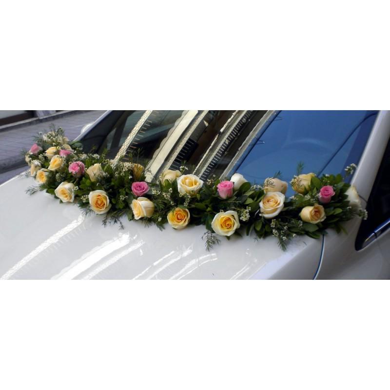 Bridal  Car 4. Wedding decorations in Drama