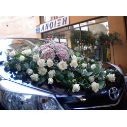 Wedding car 5, Flower Shop in Greece