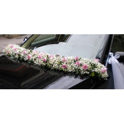 Lowest price wedding decorations. Bridal Car 6
