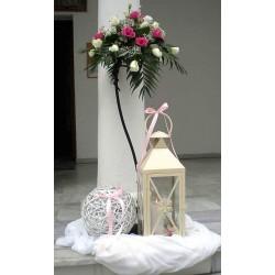 Στολισμοί Εκκλησίας για Γάμο 2