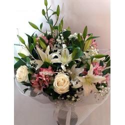send valentine bouquet in drama 5