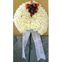 Funeral Wreath 003