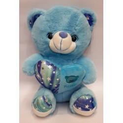 Teddy bears present for newborns. Send flowers for newborn babies.