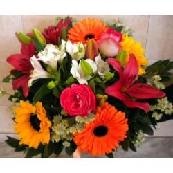 Seasonal Flower Bouquet 05